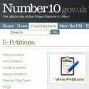 No-10-petitions-website